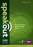 Speakout Pre-Intermediate (2nd edition) Student's Book with DVD-ROM (bez kodu)