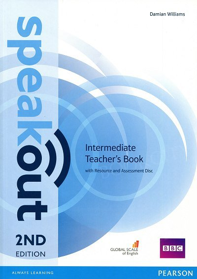 Speakout Intermediate (2nd edition) Teacher's Book with Resource & Assessment Disc