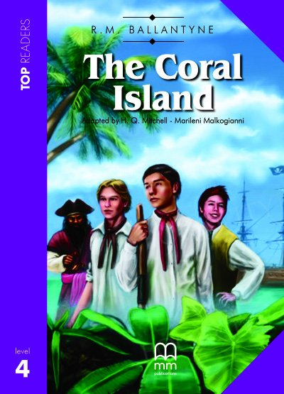 The Coral Island Student's Book with CD