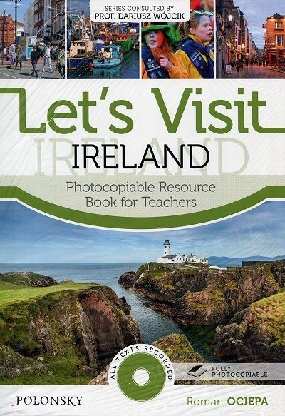 Let's Visit Ireland. Photocopiable Resource Book for Teachers Book + CD
