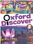 Oxford Discover 5 Class Audio CD (3)