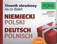 Słownik obrazkowy na co dzień niemiecki-polski