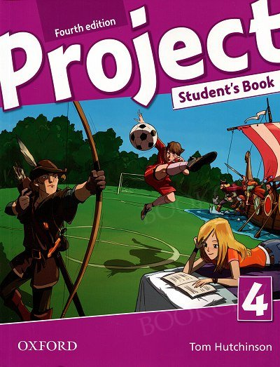 Project 4 (4th Edition) Student's Book