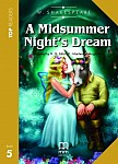 A Midsummer Night's Dream Student's Book with glossary and CD
