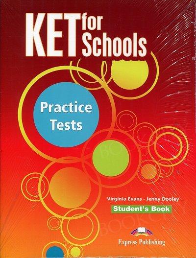 Ket For Schools Practice Tests podręcznik
