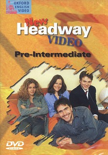 New Headway Video Pre-Intermediate DVD