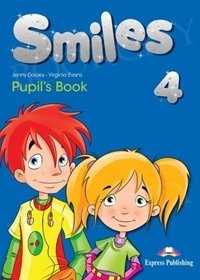 Smiles 4 Pupil's Book