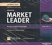 Market Leader 3rd Edition EXTRA Advanced Class Audio CD