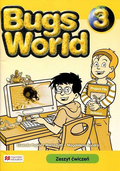 Bugs World 3 (WIELOLETNI 2016) ćwiczenia