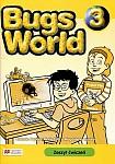 Bugs World 3 (WIELOLETNI 2016) Zeszyt ćwiczeń(do wersji wieloletniej 2016)