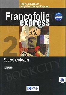 Francofolie express 2 Nowa edycja ćwiczenia