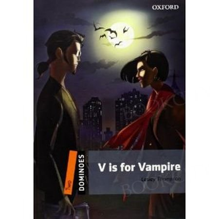 V is For Vampire Book with MultiROM