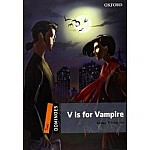 V is For Vampire Book with MultiROM