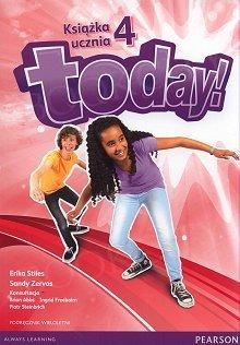 Today! 4 (WIELOLETNIA) podręcznik
