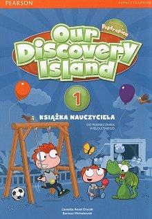 Our Discovery Island 1 (WIELOLETNI) książka nauczyciela