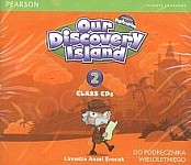 Our Discovery Island 2 (WIELOLETNI) Class CD