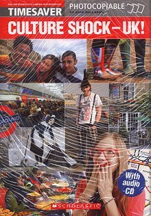 English Timesavers: Culture Shock - UK! Książka + CD
