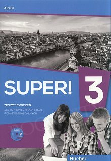 Super! 3 Zeszyt Ćwiczeń + Audio CD