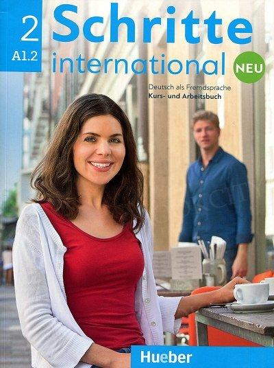 Schritte international neu 2 (A1.2) – wydanie międzynarodowe Kurs- und Arbeitsbuch (+ Audio CD)