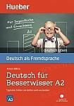 Deutsch für Besserwisser A2 + Audio CD