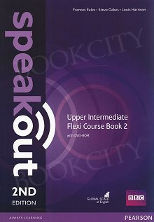 Speakout Upper-Intermediate (2nd edition) Student's Book Flexi 2