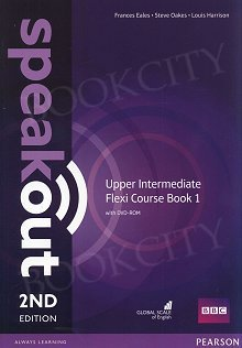 Speakout Upper-Intermediate (2nd edition) Student's Book Flexi 1
