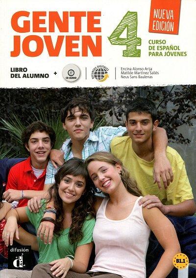 Gente Joven 4 Nueva Edición podręcznik