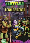 Teenage Mutant Ninja Turtles: Donnie's Robot (poziom 3) Reader + Audio CD