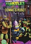 Teenage Mutant Ninja Turtles: Donnie's Robot (poziom 3) Reader + Audio CD