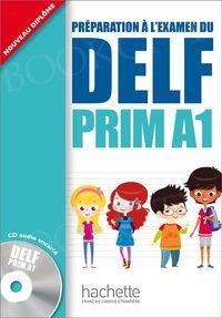 DELF Prim A1 Podręcznik + CD