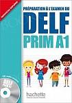 DELF Prim A1 podręcznik +CD