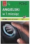 Angielski w 1 miesiąc Szybki kurs językowy Książka+CD