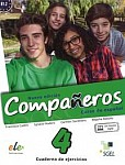 Companeros 4 (nueva edicion) Ćwiczenia + licencia digital