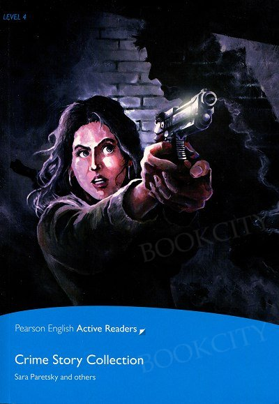 Crime Story Collection Book plus Multi-ROM with MP3