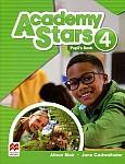 Academy Stars 4 Student's Book + kod online