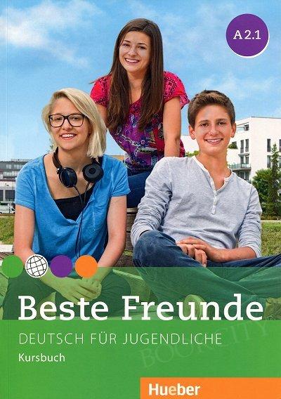 Beste Freunde A2.1 podręcznik