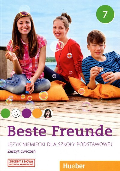 Beste Freunde klasa 7 (Reforma 2017) ćwiczenia