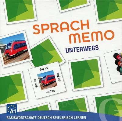 Sprachmemo Deutsch. Unterwegs
