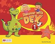 Discover with Dex 1 Książka ucznia Plus