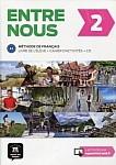 Entre nous 2 Podręcznik z ćwiczeniami + CD