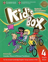 Kid's Box 4 (Updated 2nd Ed) Pupil's Book