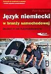 Język niemiecki w branży samochodowej Książka + CD
