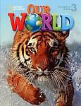 Our World 3 Lesson Planner + CD-Audio + Teachers Resouce CD-ROM