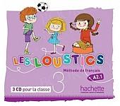Les Loustics 3 audio CD PL