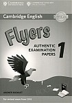 Cambridge English Flyers 1 (2017) Answer Booklet