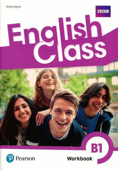 English Class B1 ćwiczenia