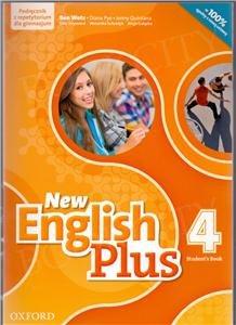 New English Plus 4 (WIELOLETNI 2017) podręcznik