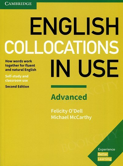 English Collocations in Use – Advanced