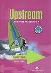 Upstream Pre-Intermediate B1 Teacher's Book  (interleaved)