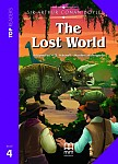 The Lost World Book with CD